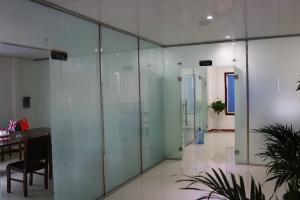 Two floor office area
