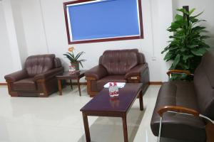 General manager's office area
